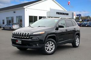 2015 Jeep Cherokee North 4X4 | HEATED SEATS | BACK UP CAM | B...