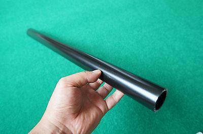 Titanium Grade 2 Tube 1.377 Od X .137 Wall X 20 Long Tubing Ep Black