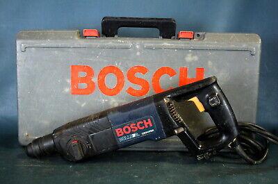 Bosch Bulldog11224vsr Sds-plus Hammer Drill W Case Bits