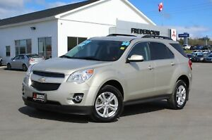 2014 Chevrolet Equinox 2LT AWD | HEATED LEATHER | BACK UP CAM
