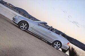 Mercedes CLK Convertible -For Hire Gungahlin Gungahlin Area Preview