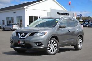 2015 Nissan Rogue SL REDUCED | AWD | LEATHER | SUNROOF | NAV