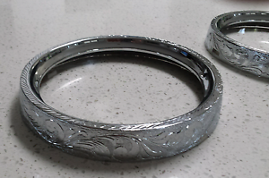 64 chevrolet impala engraved rings NEW Coomera Gold Coast North Preview