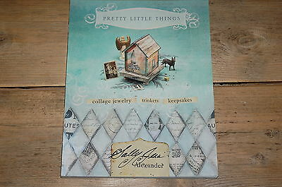 Pretty Little Things Book by Sally Jean Alexander