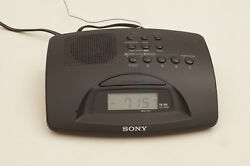Sony ICF-C233 Dream Machine AM/FM Radio Dual Alarm Clock Radio