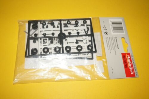 RF1] 42590 Auhagen - Stand With Tyre, Gas Bottles - Ho / Tt Boxed