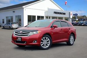 2014 Toyota Venza REDUCED | XLE | AWD | HEATED LEATHER | SUNROOF