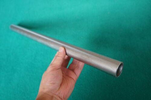 """Titanium Tube Grade 2 ( 1.25"""" x .078"""" x 20"""" ) Seamless Ti 1-1/4 in Round Tubing"""