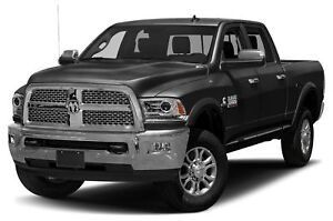 2016 RAM 3500 Laramie - LEATHER - SUNROOF - NAVIGATION