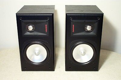 SPEAKERCRAFT AIM MONITOR THREE AUDIO SPEAKERS XCLNT! AUDIOPHILE BOOKSHELF B&W B/w Audio
