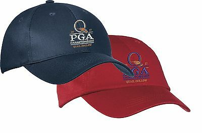 2017 Pga Championship Quail Hollow   Embroidered Hats
