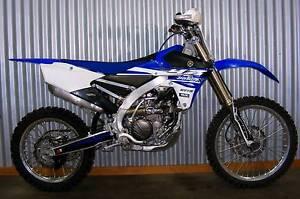 2015 Yamaha YZ250 FX Tamworth Tamworth City Preview