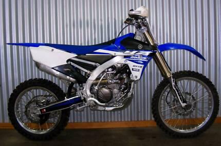 2015 Yamaha YZ250 FX