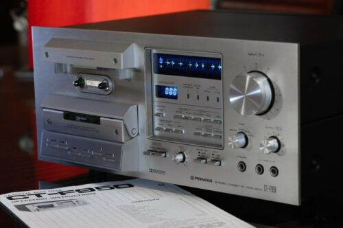Vintage Pioneer CT-F950 Mint condition