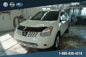 Nissan Rogue SL + AWD + CRUISE + VITRES ÉLECTRIQUES + AUX.