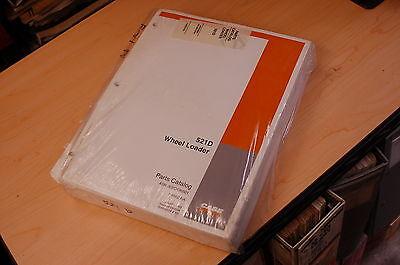 Case 521d Front End Wheel Loader Parts Manual Book Catalog Spare 2003 2004 2005