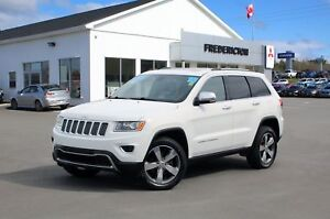 2015 Jeep Grand Cherokee Limited 4X4 | HEATED LEATHER | NAV |...