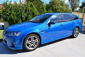 2012 Holden Commodore 6.0L SS V8 Wagon - In Leather High Wycombe Kalamunda Area Preview