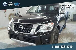 Nissan Armada Édition Platine + 11500$ DE RABAIS + CUIR + TOIT O