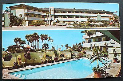 1960S  Double View La Jolla Sands Motor Lodge  5417 La Jolla Blvd   La Jolla Ca