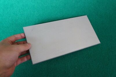 5mm Thick Titanium 6al-4v Sheet .196 X 5 X 10 Grade 5 Plate Ti Gr.5 Metal