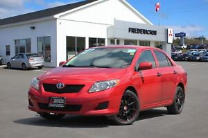 2010 Toyota Corolla CE 5-SPEED | ALLOYS | ONLY $6,299