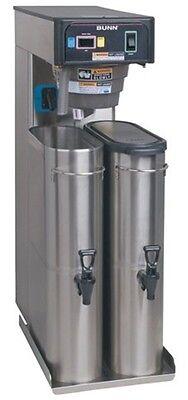 Bunn Tea Brewer -tb6q- Ice Tea Maker - 6 Gallon - Quick Brew - -