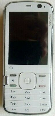 NOKIA N79 - Symbian S60 - Display 2,4 Zoll - 4,9 MP - 50 MB - Defekt Nokia Symbian S60