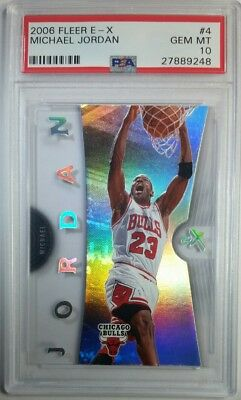 Michael Jordan 1989 Unc Rookie/ Fleer Retro Gold Gem Mint 10 Insert Lot Knowledgeable $400