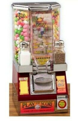 Basketball Coin Shooter Candy Vending Machine