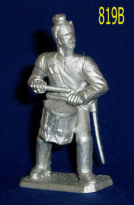 Napoleonic Casting 819B 54mm French Egyptian Campaign 88th d-brigade - Drummer