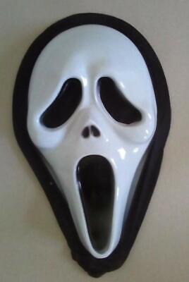 Scream - Horror - Maske - Fasching Halloween Party Kostüm Karneval Theater  - Kostüm Scream Maske