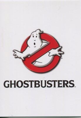 Cryptozoic Ghostbusters 2016 Promo Card P1