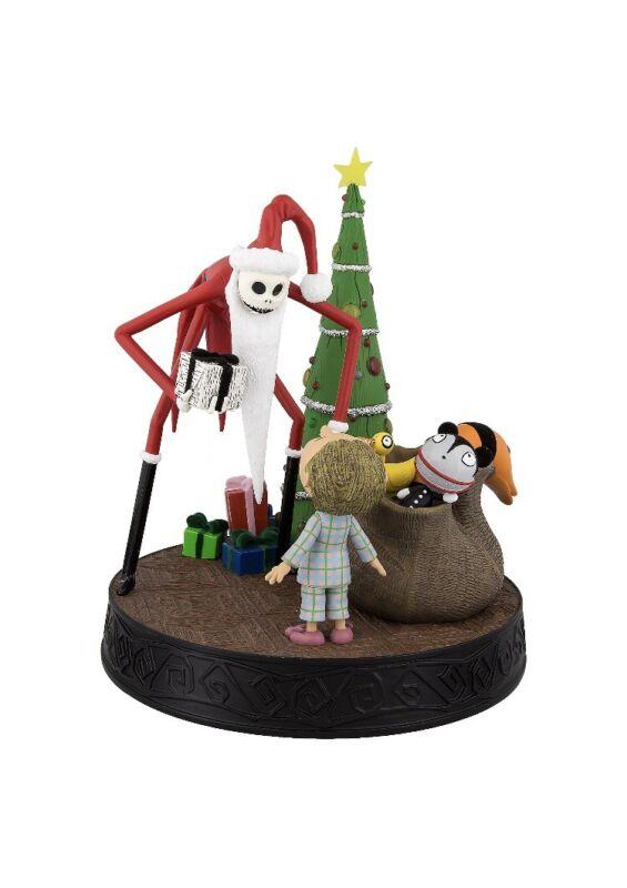 Disney Nightmare Before Christmas Jack Skellington Sandy Claws Medium Figure