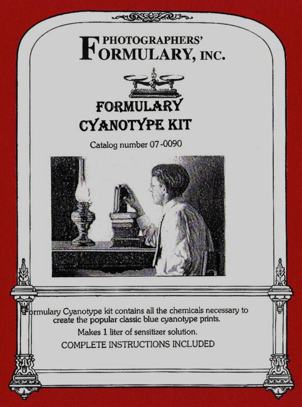 Formulary Cyanotype Printing Kit 07-0090