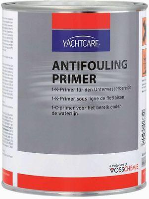 Vosschemie Yachtcare Antifouling Primer 750 ml, Unterwasser, Grundierung