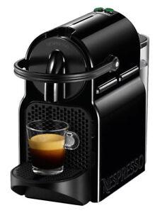 Nespresso Inissia EN80.B Espresso Machine by Delonghi, Black