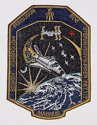 Aufnäher Patch Raumfahrt NASA STS-126 Space Shuttle Endeavour ...........A3071