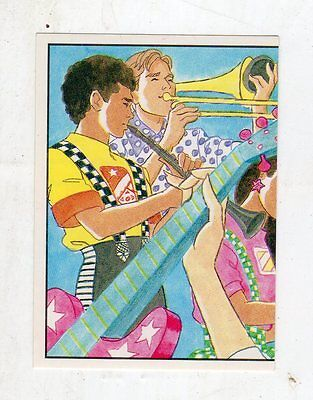 figurina - BARBIE 1989 PANINI - NUMERO 75