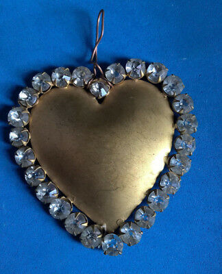 Vintage Heart of Marie Pectoral or Decorative/Heart