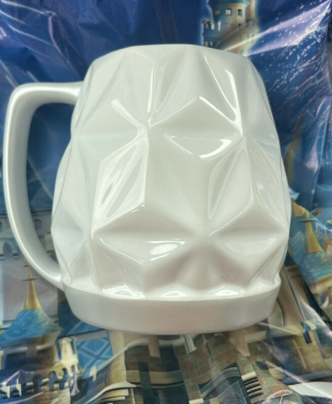 Disney Epcot Spaceship Earth Mug New In Hand
