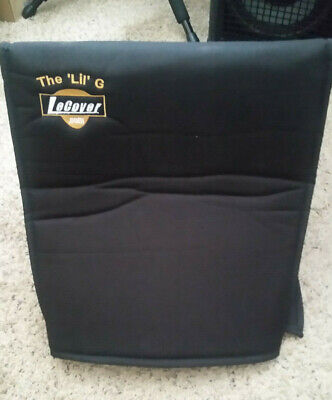 Glasstone 212 'LIL' G  Bass Cabinet Custom LeCover Padded Cover!