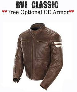 LEATHER MOTORCYLE JACKETS -**PREMIUM TOP GRAIN LEATHER** 10% OFF Perth Perth City Area Preview