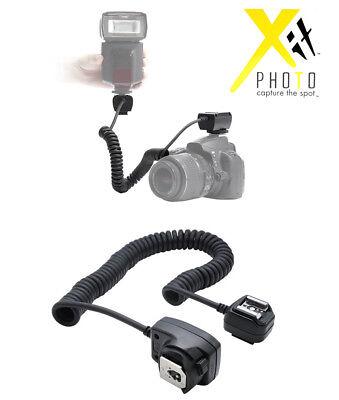 I-TTL Off Camera Shoe Flash Cord for Nikon SC-28 SC-29 D600 D7000 D7100 D800 Nikon Ttl Cord