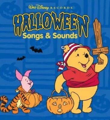 Halloween Songs & Sounds-Halloween Songs & Sounds  CD NEW