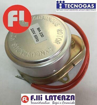 Motorisierte Roller (Roller Syncron 220 Volt 50 Hz Synchron für Ventil Motorisierte Zone Mut)