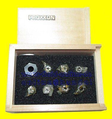 PROXXON 24154 Mehrbereichs Spannzangen ER11 DIN6499/B für PROXXON 24150 FD150/e