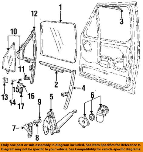 Ford Oem 96