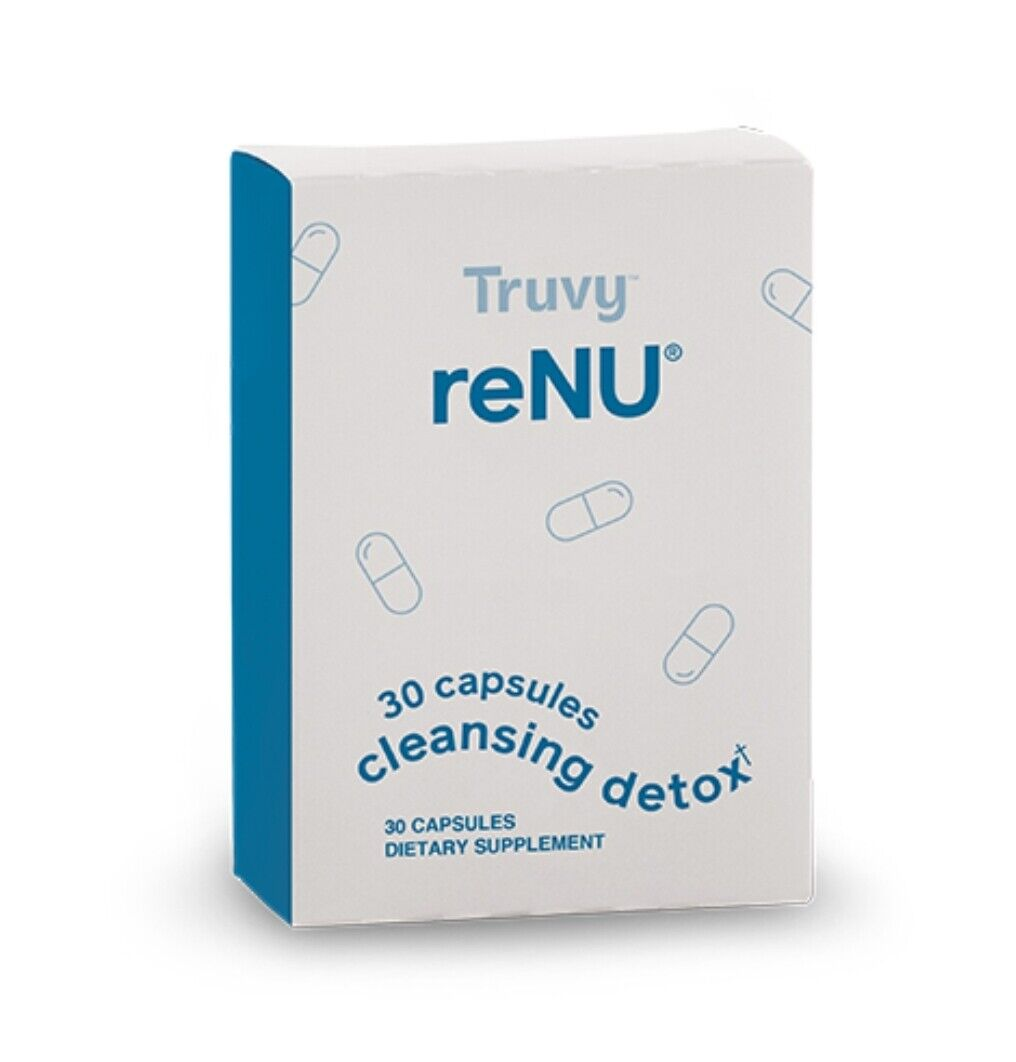 Renu Detox 2 Months Supply TruVision Health Weight Loss Fast Shipping