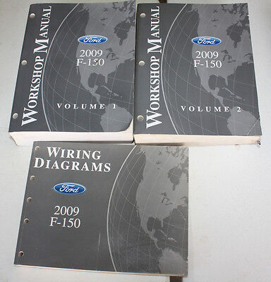 2009 Ford F-150 Workshop Manuals & Wiring Diagrams